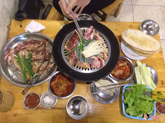 Jlegu Korean BBQ 1
