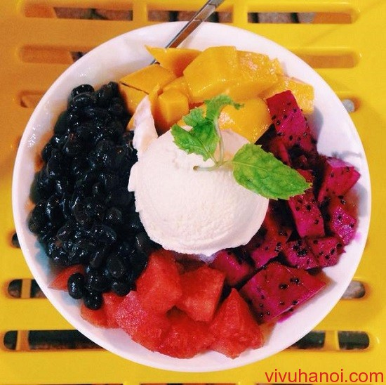 patbingsu tropical
