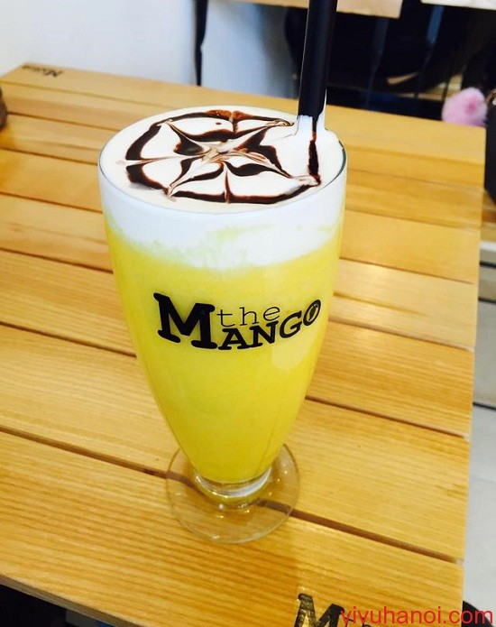 the mango mix