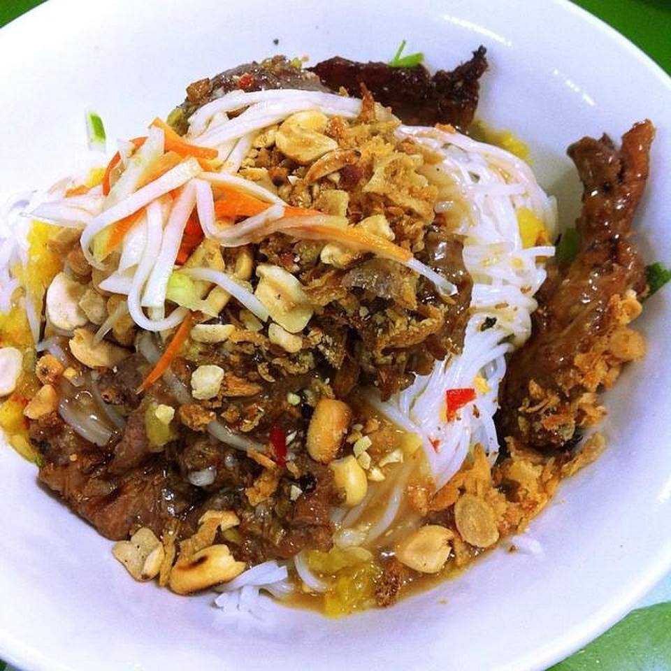 bun thit nuong to hien thanh