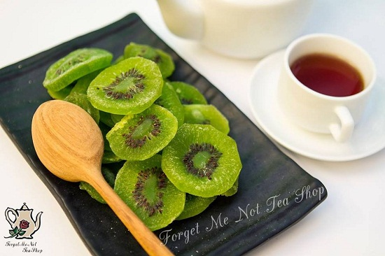 mut kiwi hap dan tai Forget Me Not Tea Shop