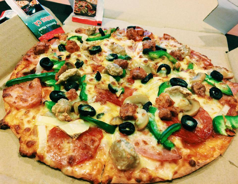pizza to hien thanh