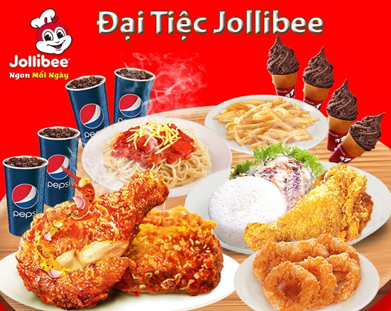 dich vu jollibee delivery