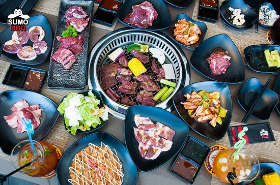 Sumo BBQ Cao Thắng