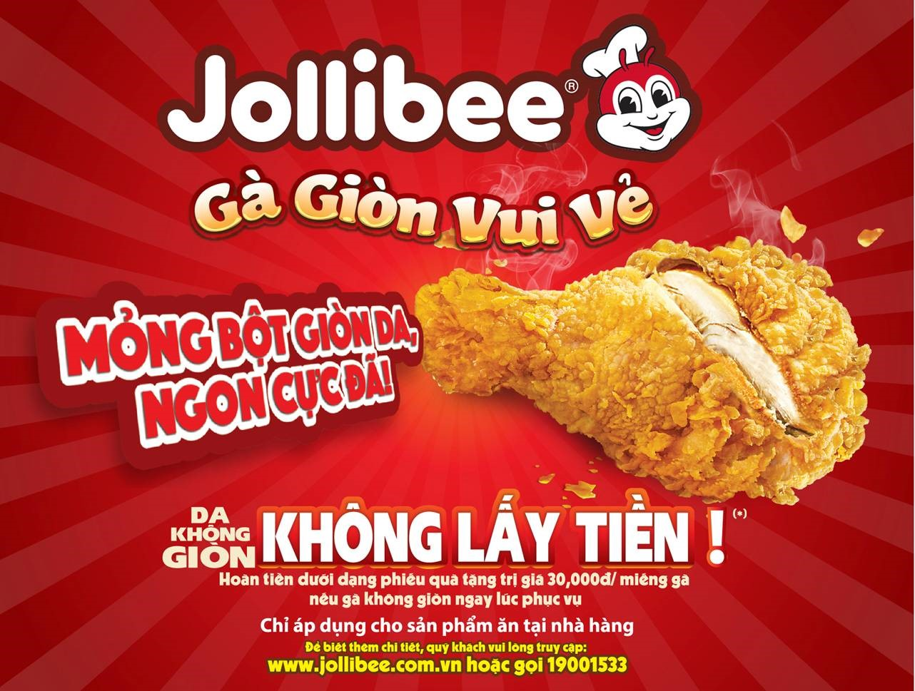 jollibee delivery vietnam nhanh chong