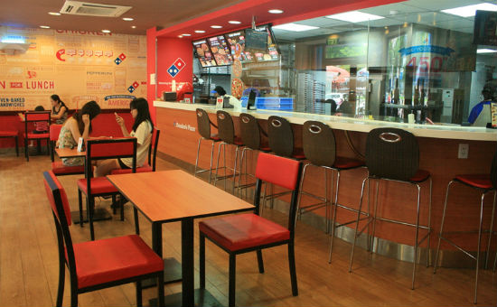domino's pizza giang vo 2