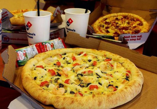 domino's pizza giảng võ 3