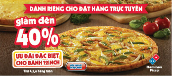 Domino's pizza giảng võ 6