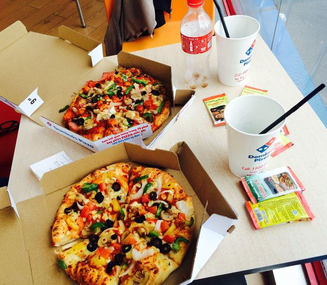 Domino's Pizza Giảng Võ 2