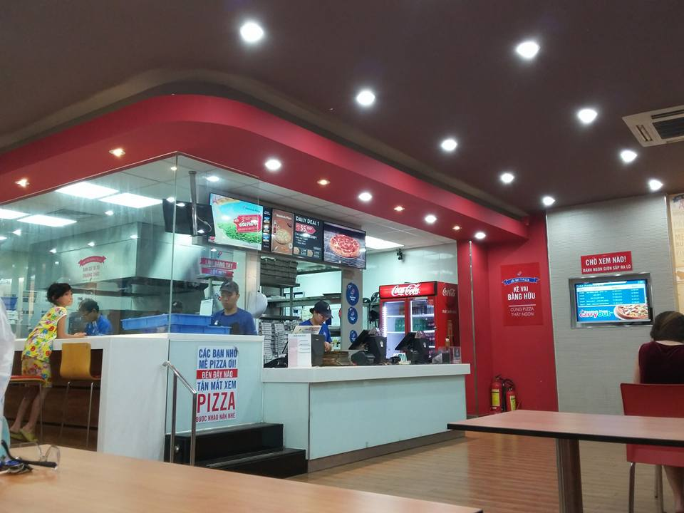 Domino's Pizza Quang Trung 2