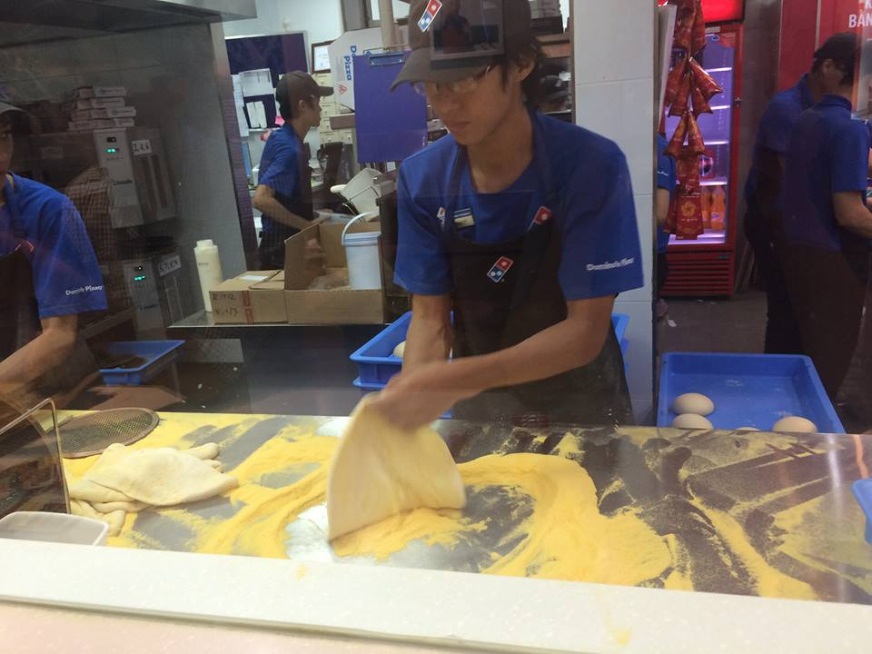 Domino's Pizza Quang Trung 3