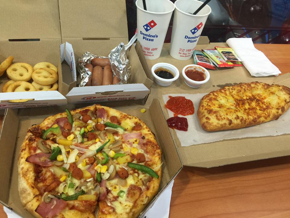 Domino's Pizza Quang Trung 4