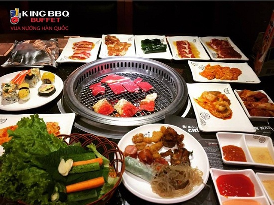 King BBQ Aeon Mall 2