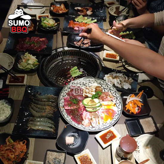 Sumo BBQ Royal City 2