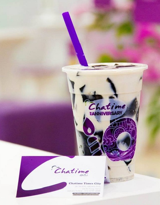 Chatime Times City