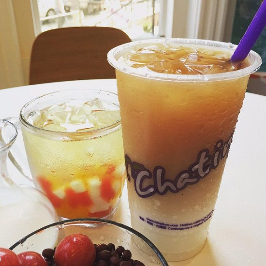Topping Chatime Việt Nam